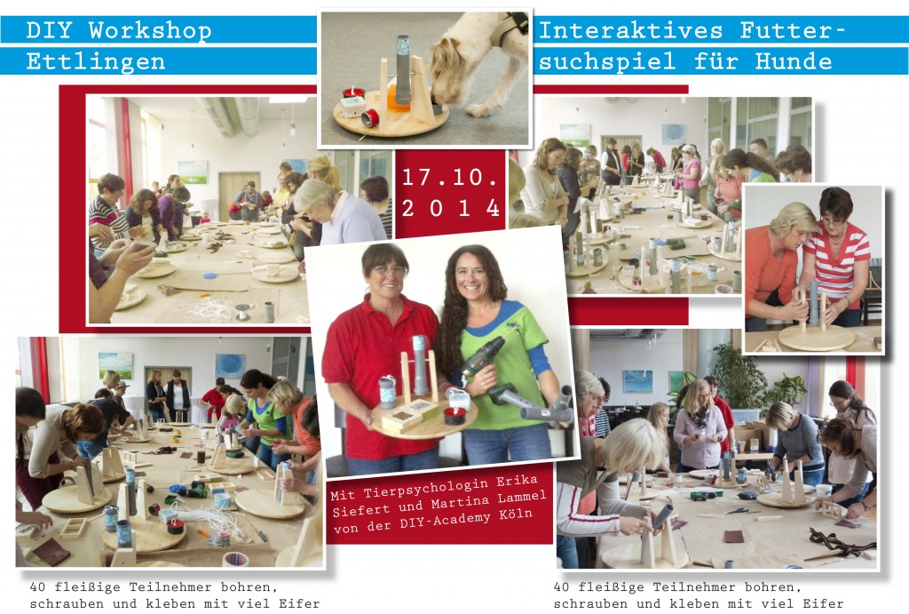 DIY-Workshop Oktober 2014